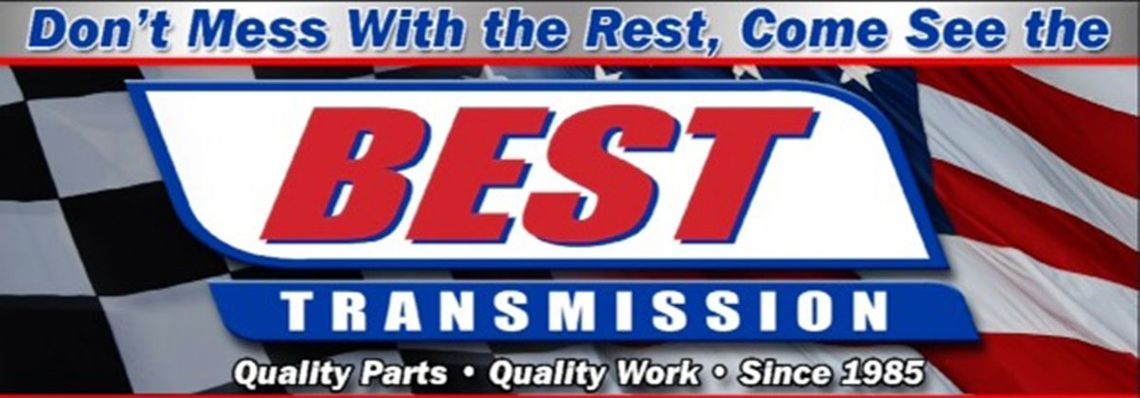 Logo of transmission repair shop Best Transmission in Jacksonville, FL
